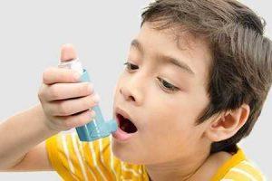 problemas respiratórios em crianças