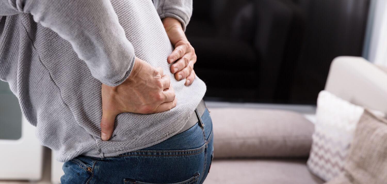 7 causas de espasmo muscular nas costas