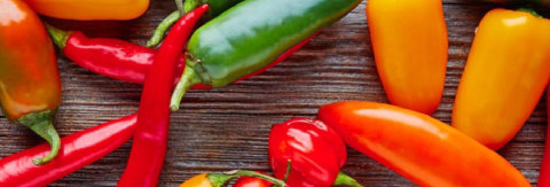 benefícios da pimenta