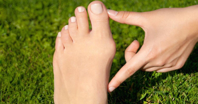 dor lateral no pé