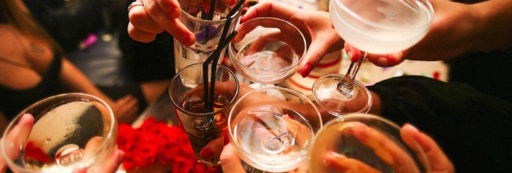 Quanto tempo dura o envenenamento por álcool?