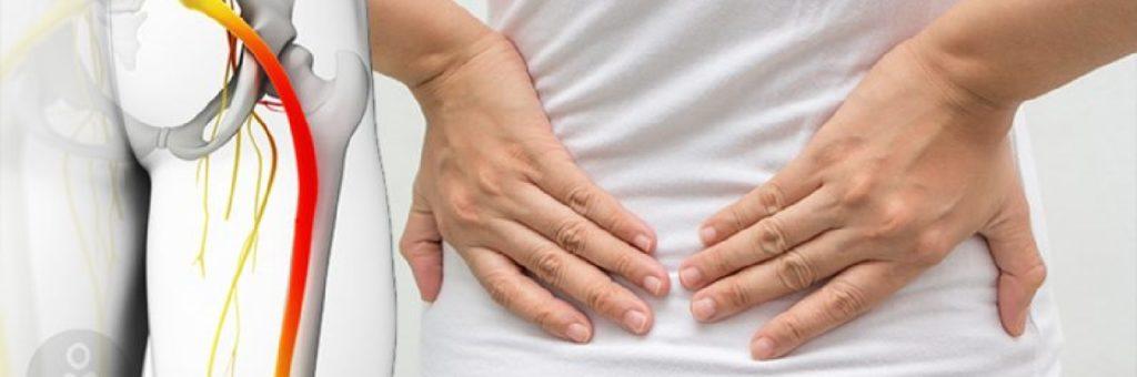 massagem terapêutica para dor no nervo ciático