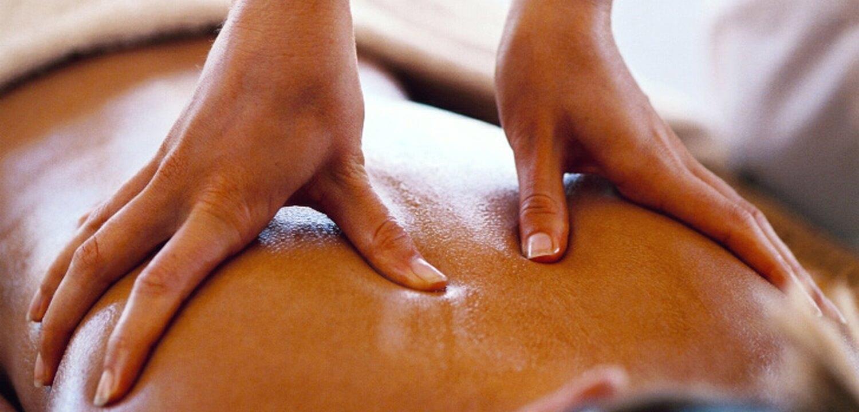 massagem terapêutica para a gota