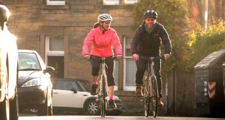 benefícios para a saúde mental do ciclismo
