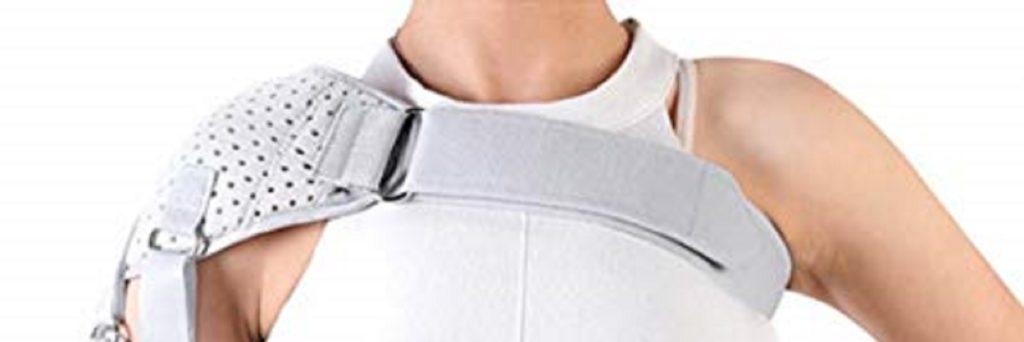 fratura da articulação do ombro