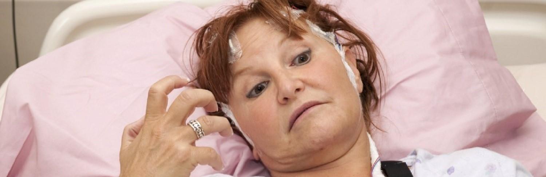 acidente vascular cerebral em mulheres