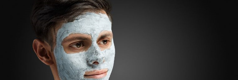 máscara de enxofre para a sua pele