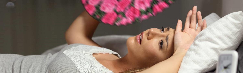 10 principais causas de sudorese noturna ou hiperidrose noturna