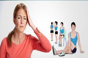 5 poses de ioga para o tratamento de dores de cabeça