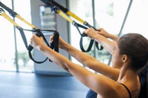 6 melhores exercícios de braço trx