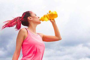 A desidratação pode causar taquicardia?