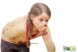 A síndrome do intestino irritável pode causar vômitos?