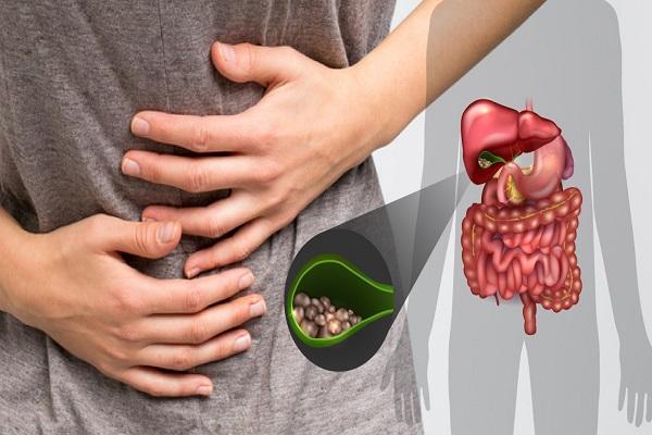 Ataque da vesícula biliar