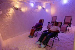 Benefícios da Terapia Sal no Alívio de Doenças Respiratórias