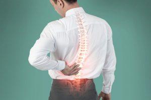 Benefícios de incapacidade para dor nas costas
