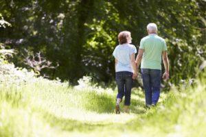Caminhar bem para a estenose espinal?