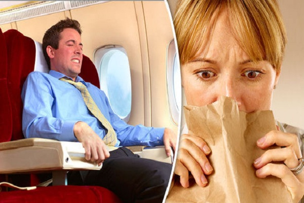 Como evitar o estômago chateado ao viajar?