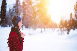 Como obter suficiente vitamina d no inverno?