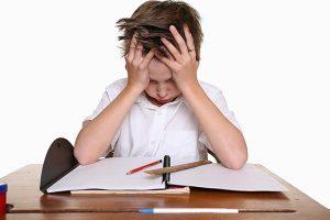 Crianças com dificuldades de aprendizagem