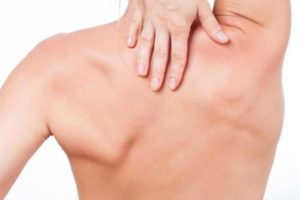 Dor Muscular Rhomboide