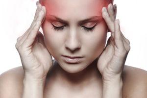 Dor de cabeça de ponto de contato