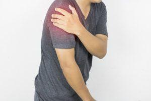 Dor muscular deltóide