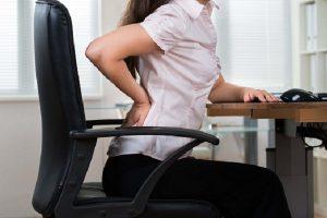 Dor nas costas e seus efeitos na economia
