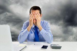 Efeitos do estresse medo raiva e amor no cérebro humano