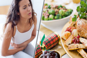 Início de intoxicação alimentar
