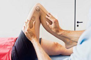 Lesão de cartilagem articular