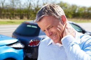Lesões por acidente automobilístico
