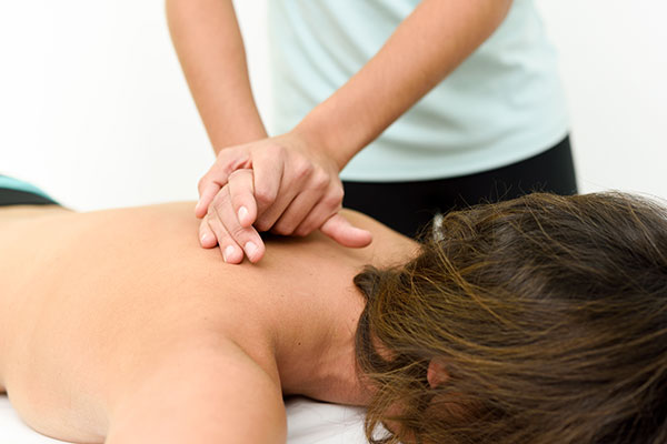 Massagem Terapêutica para Esclerose Múltipla