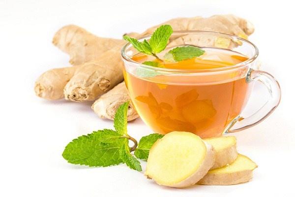 O chá de gengibre é bom para o refluxo ácido?