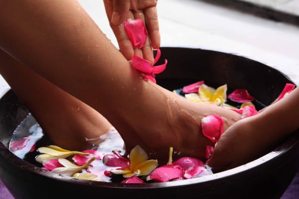 O que é Chinese Foot Massage Therapy