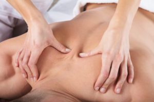 O que é uma massagem esportiva?