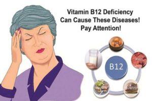 O que a vitamina B12 faz por você e o que acontece se for baixa?