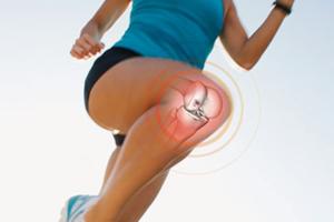 Perda de cartilagem no joelho