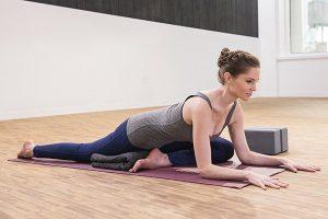 Poses de ioga para quadris apertados