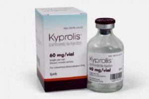 Quão eficaz é kyprolis
