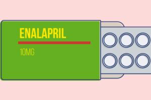 Quão eficaz é o enalapril