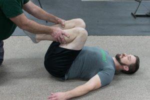 Qual é a discrepância de comprimento de perna e como é medido?