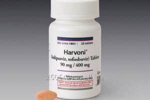 Qual é a eficácia do Harvoni