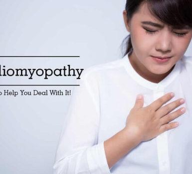 Qual é expectativa de vida de uma mulher que tem cardiomiopatia?