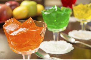 Que tipo de gelatina posso comer antes de uma colonoscopia?