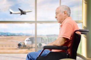 Viagem Aérea Após Cirurgia Do Joelho