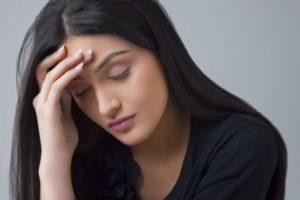 Você pode ter uma dor de cabeça com o IBS?