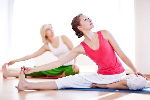 Yoga Asanas para SOP
