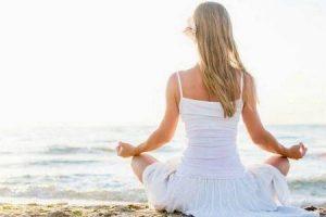 a meditação pode regredir o cabelo