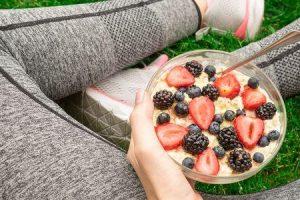 alimentos que fornecem energia instantânea