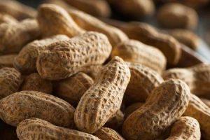amendoim e refluxo ácido